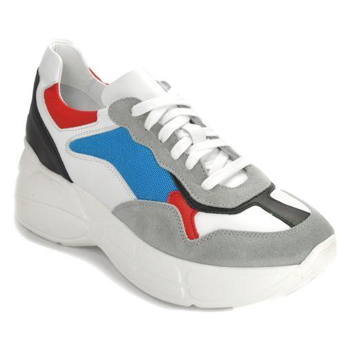 1820 Multi Tie Dad Sneaker