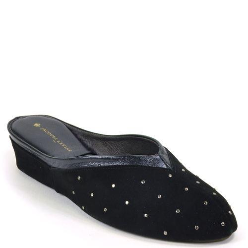 #4640 Studded Wedge Slipper