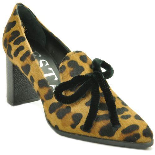 Savenia Leopard Leopard Velvet