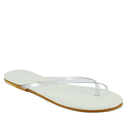 Lily Clear Flip Flop