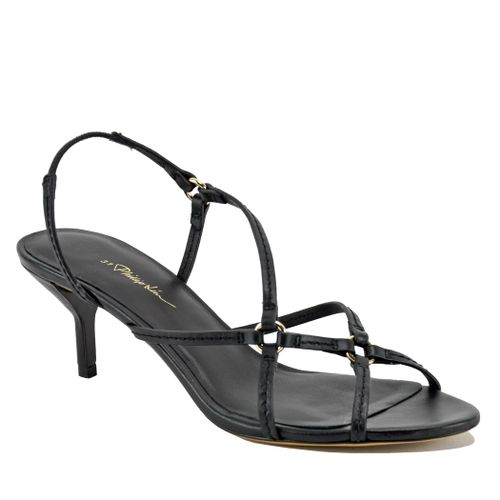 Louise Leather Strappy Sandal