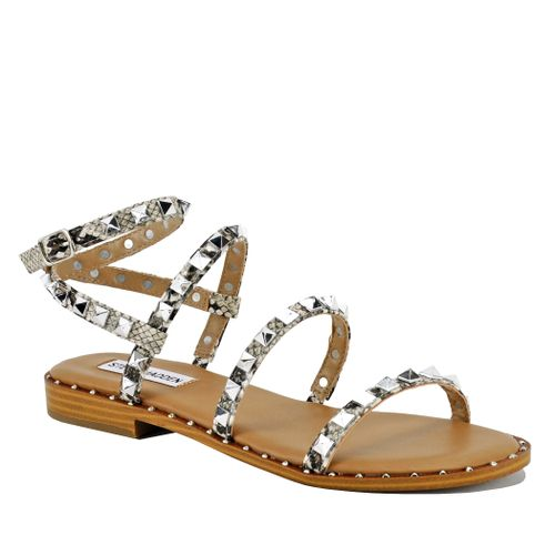 Travel Strappy Flat Sandal