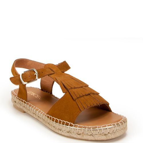 Mohican Flat Espadrille