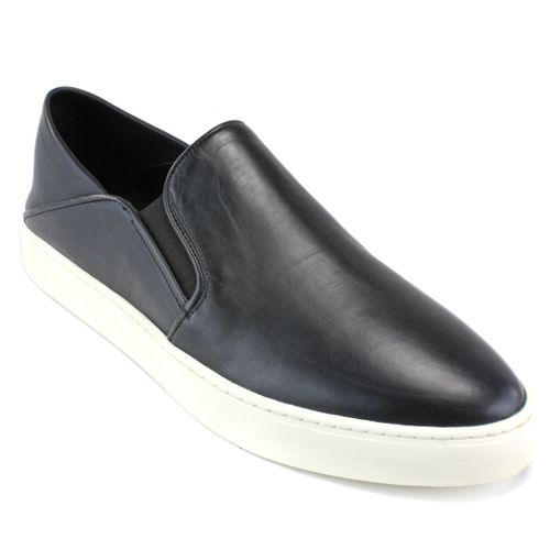 Garvey Leather Slip On Sneaker
