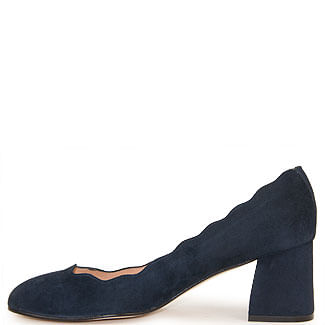 Wave-Scalloped-Pump-FrenchSole_WaveSuede_Navy_9-5Medium