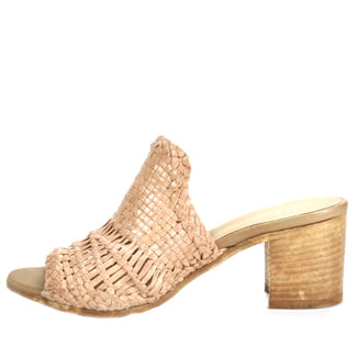 1722-Leather-Woven-Slide-38-Nude-3