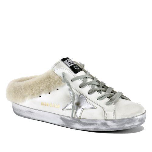 Sabot Shearling Slip On Sneaker
