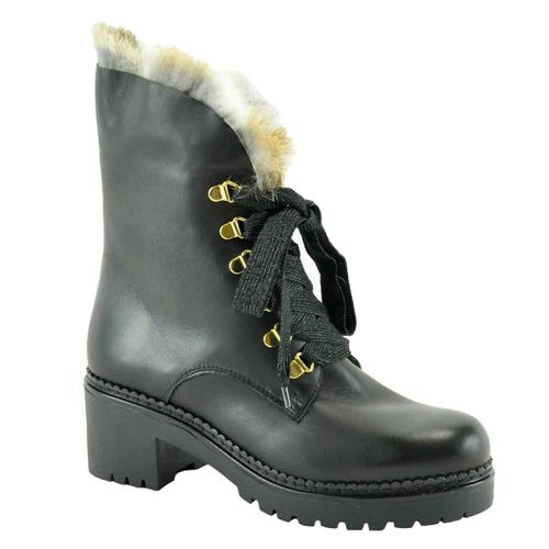 Eves Leather Boot