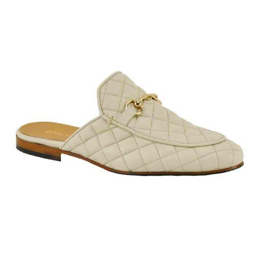 Palaceq Leather Mule