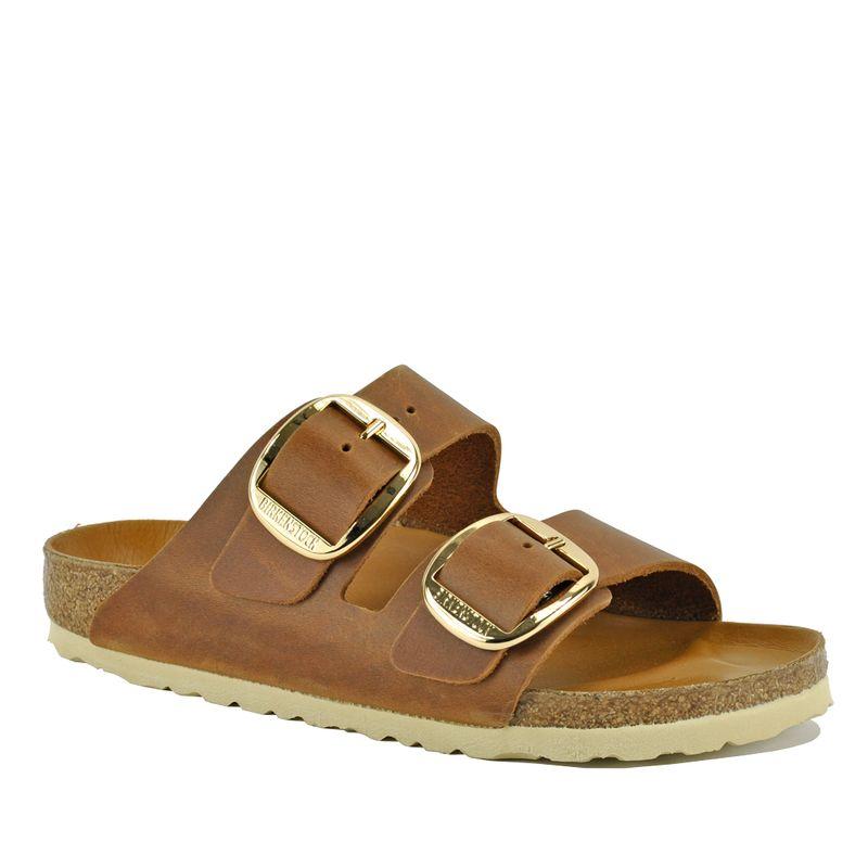 Arizona-1011073-Big-Buckle-Footbed-Slide-Birkenstock_Arizona1011073_Cognac_36Medium