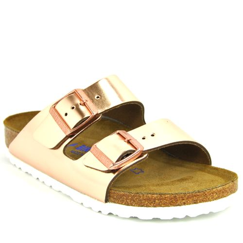 Arizona 952093 Leather Flat Slide