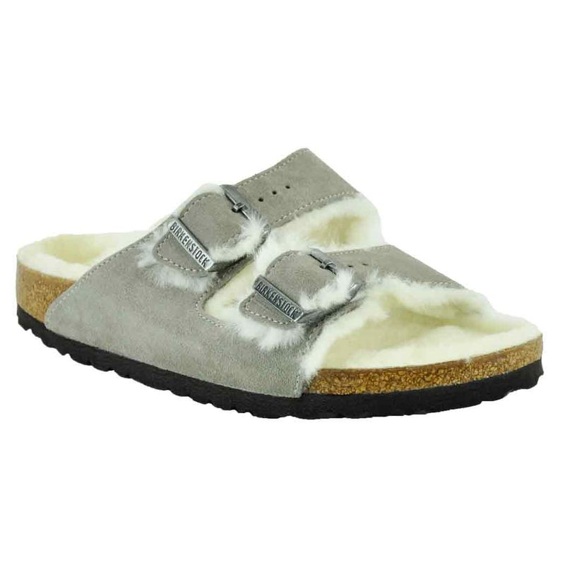 Arizona-Suede-Shearling-Slide-Birkenstock_ArizonaN1017403_Stone_36Medium