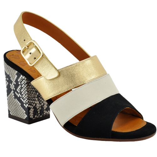 Kodar Multi Color Sandal