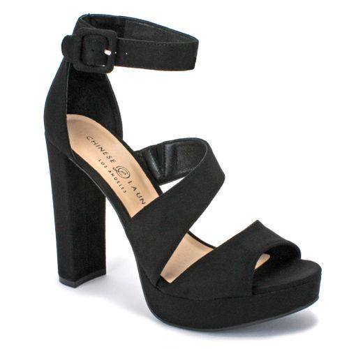 Riddle High Platform Sandal