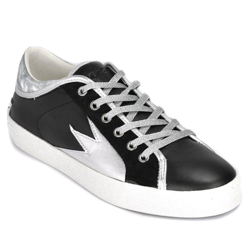 Faith-Lo-Leather-Low-Top-Sneaker-CrimeLondon_25311KS1_Black_35Medium