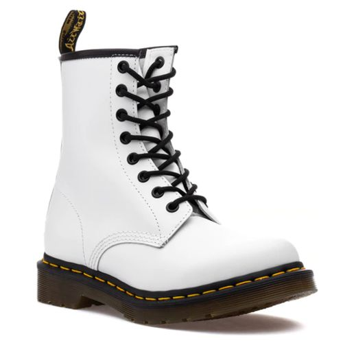 1460 Leather Combat Boot