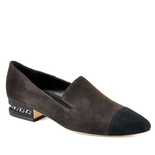 Fae Suede Closed Loafer