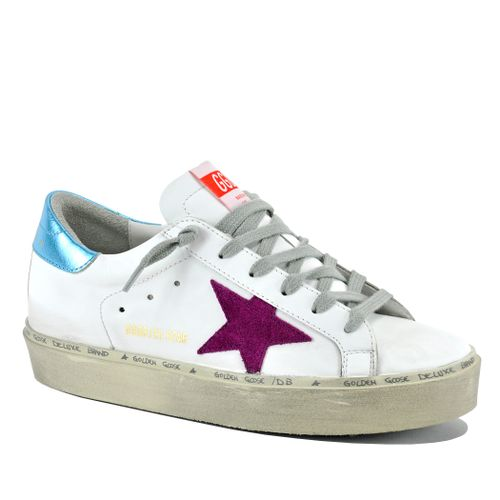 Hi Star 10247 Leather Platform Sneaker