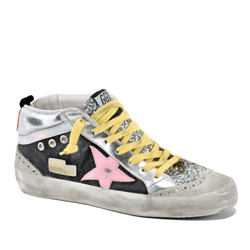 Midstar 226 Glitter High Top Sneaker