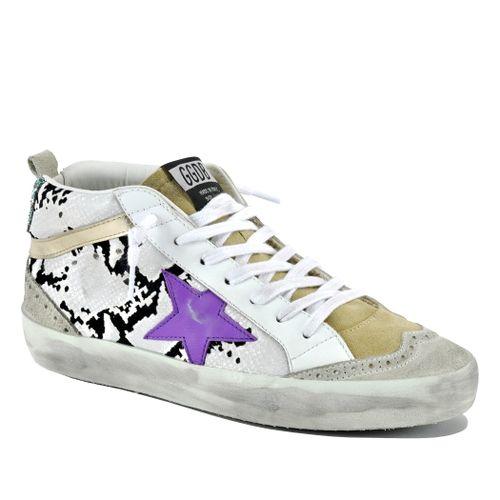 Midstar 80273 Mid Top Fashion Sneaker
