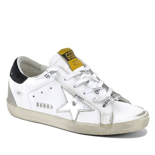 Superstar Leather Star Sneaker