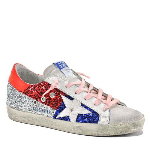 Superstar V83 Multi Glitter Star Sneaker