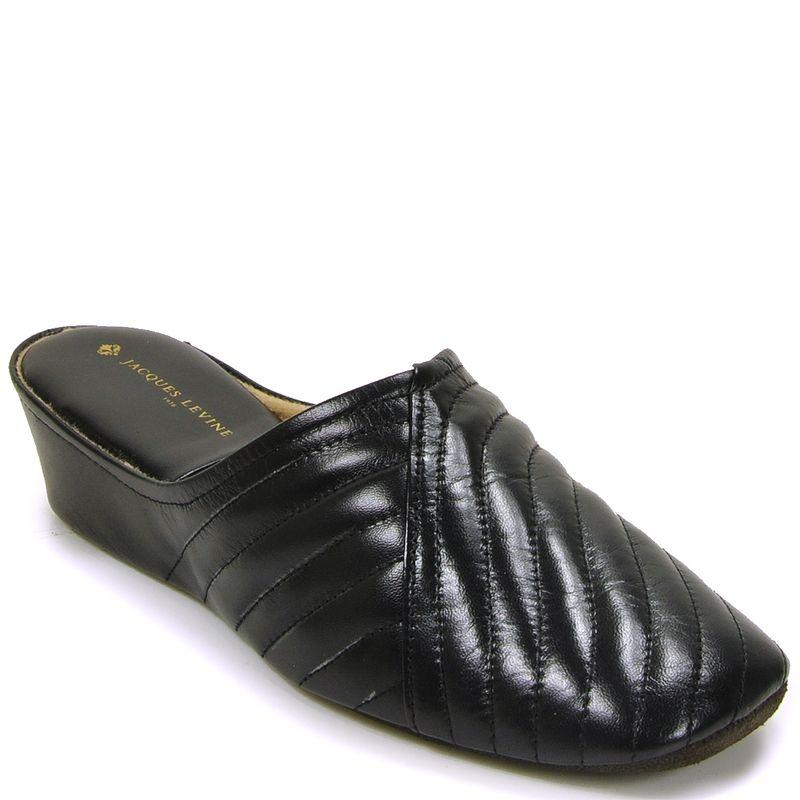 -1221-Leather-Wedge-Slipper-Jacques_Levine_1221_Black_10-5Medium