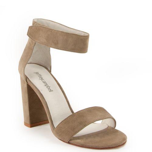 Lindsay Ankle Strap Sandal