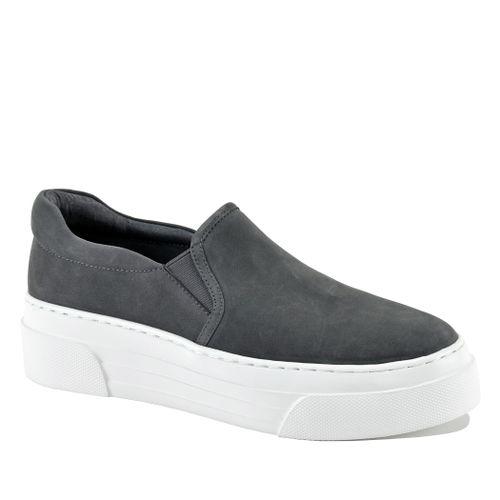 Aileen Suede Platform Sneaker