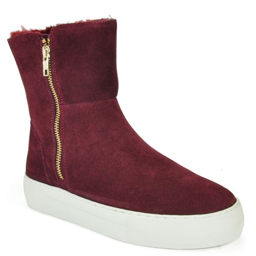 Allie High Top Sneaker