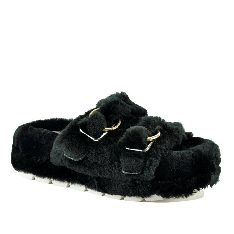 Brooke-Double-Banded-Fur-Slide-JSlides_BrookeSlipper_Black_10Medium