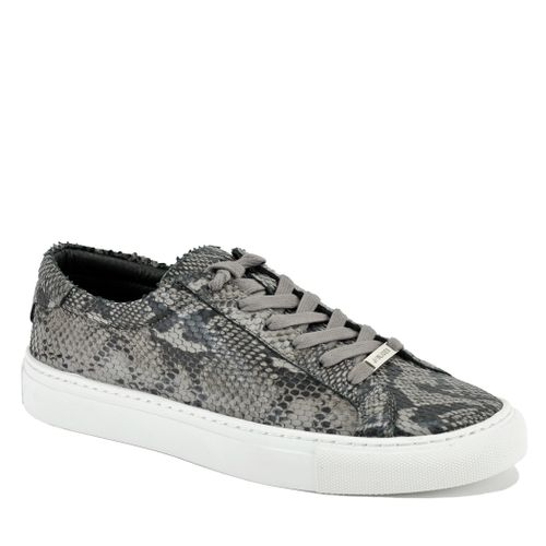 Lacee Snake Flat Sneaker