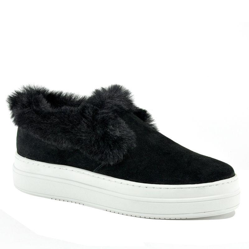 Neel-Suede-Fur-Slip-On-Sneaker-JSlides_Neel_Black_6Medium