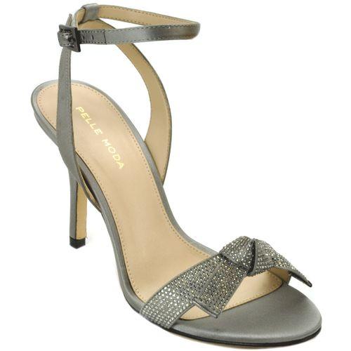 Kim Leather Open Toe Sandal