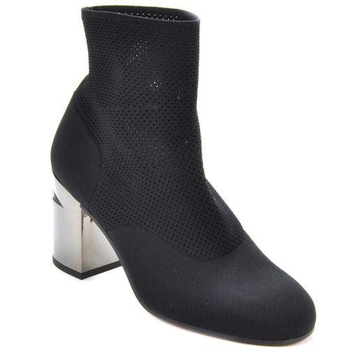 Keane Sock Metal Heel