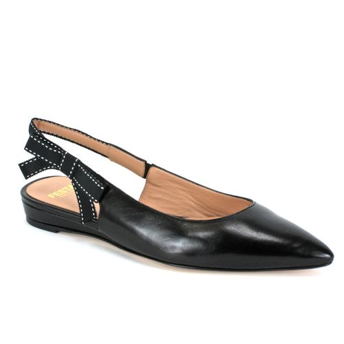 Oro Leather Flat Sling