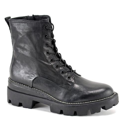 Garret Leather Tie Lug Boot