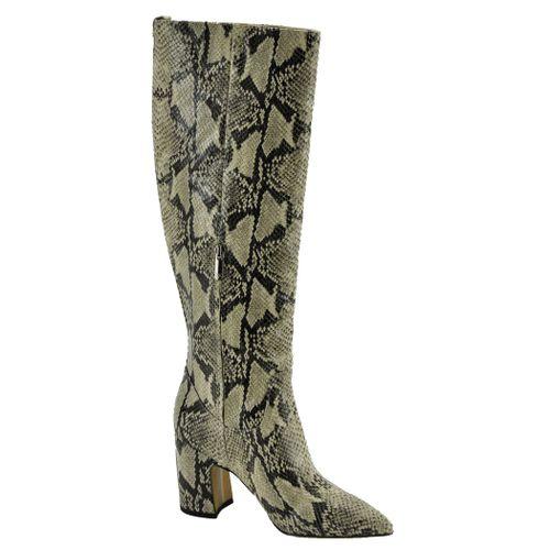 Hai Snake Tall Boot