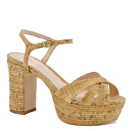 Darilia Cork Platform Sandal
