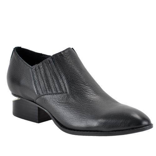Ivtay Leather Ankle Bootie
