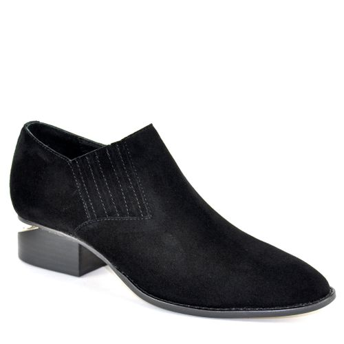 Ivtay Suede Ankle Bootie