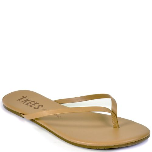 Foundations Leather Thong Sandal
