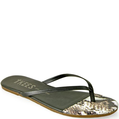 French Tips Thong Sandal
