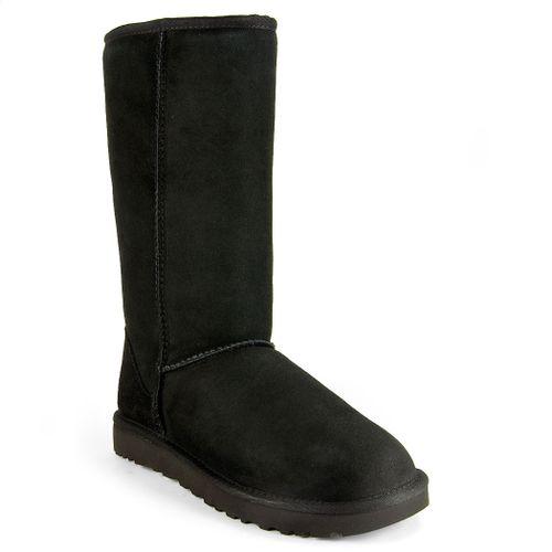 Classic Tall II Suede/Shearling Boot