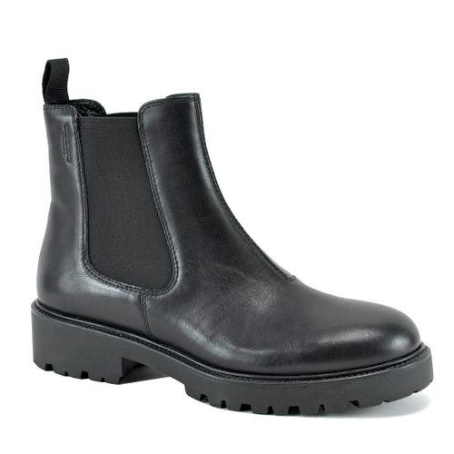 Kenova Leather Lug Sole Bootie