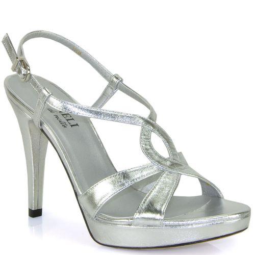 Quartilla Strappy Heeled Sandal