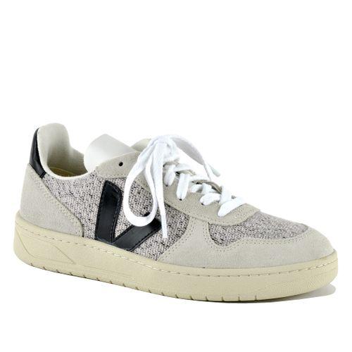 V-10 Flannel V Sneaker