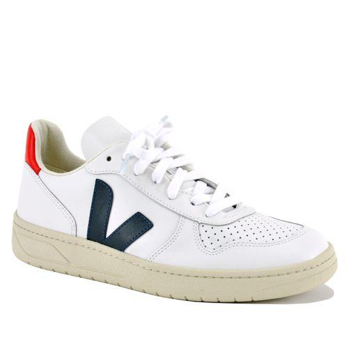 V-10 Leather V Sneakers