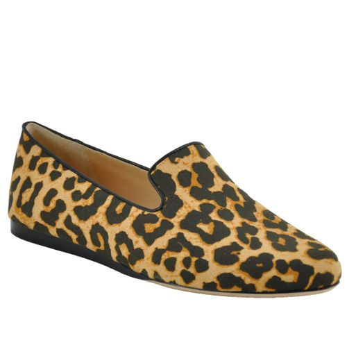 Griffon Leopard Loafer
