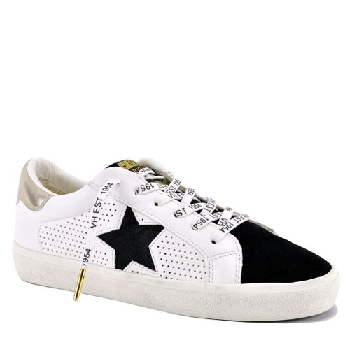 Gadol Perforated Star Sneaker